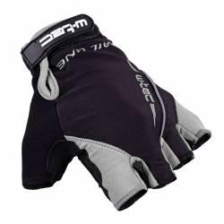 Вело ръкавици W-TEC Kauzality AMC-1043-18 - Black-Grey