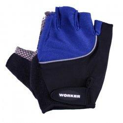 Вело ръкавици WORKER S900, Син