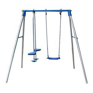Детска люлка за градина inSPORTline - 3 места