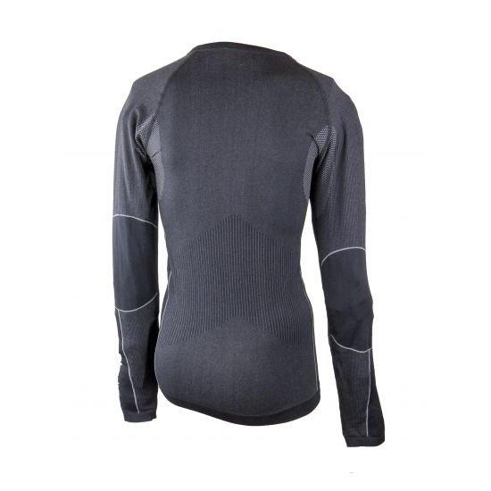 Термо блуза TREKMATES Contour Unisex, Черен