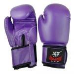 Дамски боксови ръкавици ARMAGEDDON SPORT Purple