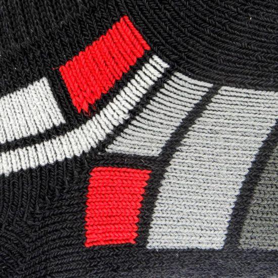 Термо чорапи LASTING AFB, Черен