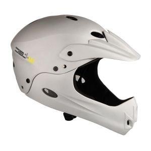 Велосипеден шлем W-TEC Downhill, Сив