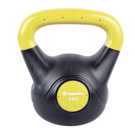 Пудовка inSPORTline Vin-Bell Dark 6 кг