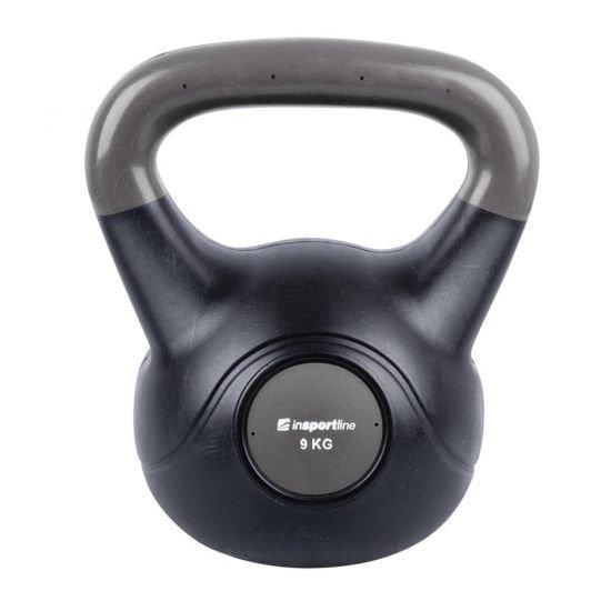 Пудовка inSPORTline Vin-Bell Dark 9 кг