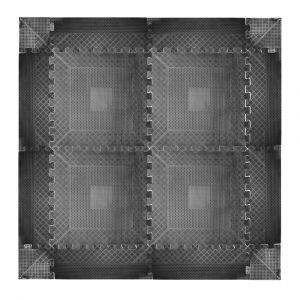 Гумена постелка за под inSPORTline 0,6 см