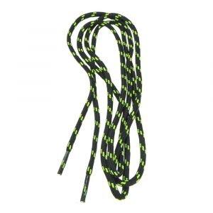 Връзки  за обувки-обли HI-TEC Lace Trip 120см, Зелен