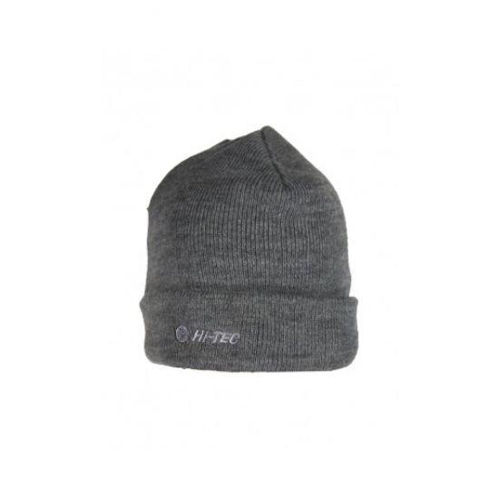 Зимна шапка за деца HI-TEC Saba Junior, Сив