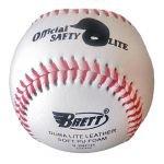 Топка за бейзбол BRETT BROS. Safety Lite