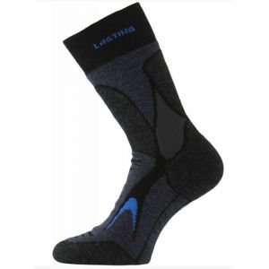Термо чорапи LASTING TRX, Черен/Син