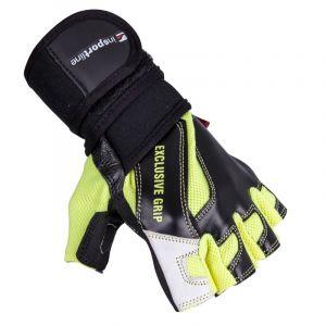 Кожени фитнес ръкавици inSPORTline Perian