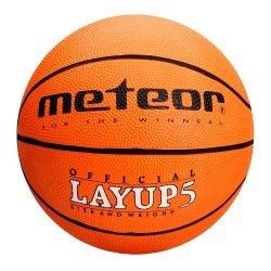 Баскетболна топка METEOR Layup Nо.5