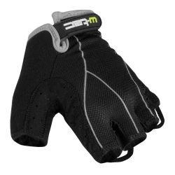 Вело ръкавици W-TEC Humyr, Черен/Сив