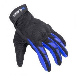 Мото ръкавици W-TEC GS-9044, Син