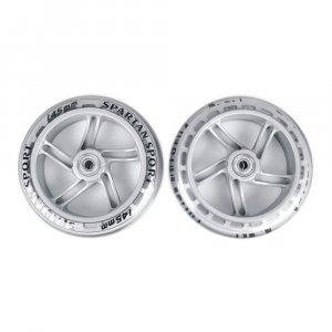 Резервни колела за тротинетка/скутер SPARTAN, 145 мм