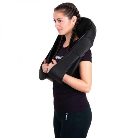 Масажор за врат и рамена inSPORTline Quebii