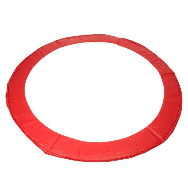 Предпазна подложка за батут inSPORTline 430 см, Червена