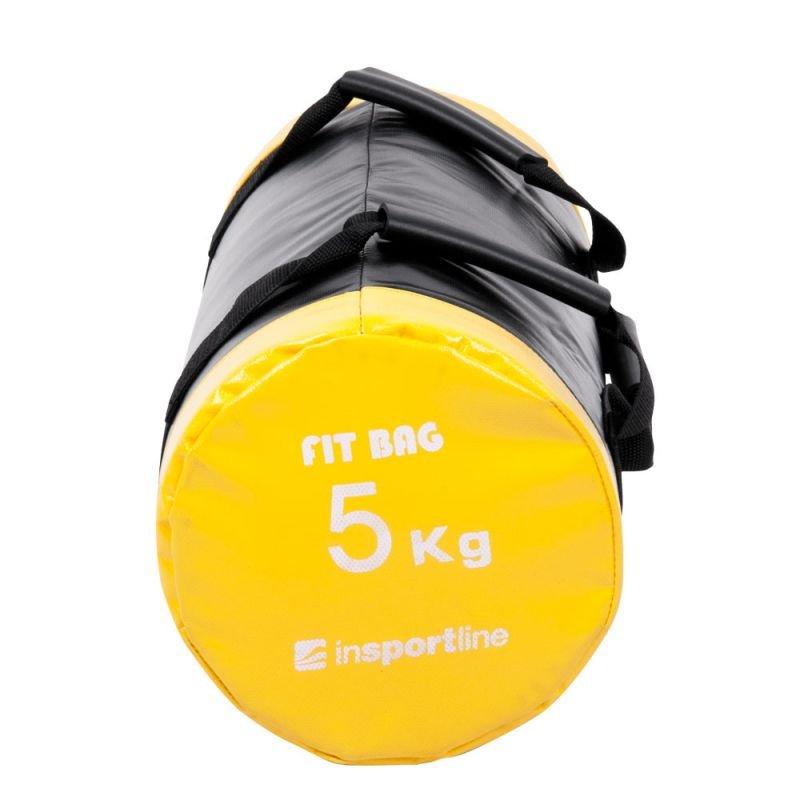 Тренировъчна торба с дръжки inSPORTline 5 кг
