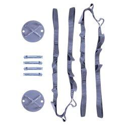 Кръстовидна планка с ленти за монтиране inSPORTline Hemmokstrap