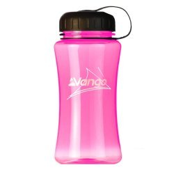 Пластмасова туристическа бутилка VANGO лайт 800