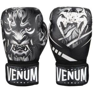 Боксови ръкавици  VENUM DEVIL White black