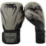 Боксови ръкавици  VENUM IMPACT BOXING GLOVES KHAKI BLACK