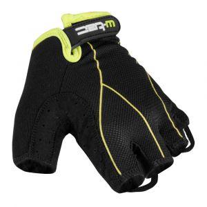 Вело ръкавици W-TEC Humyr, Черен/Зелен