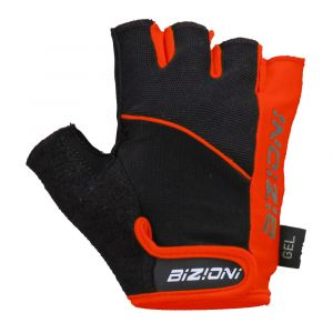 Вело ръкавици BIZIONI GS33, Червен
