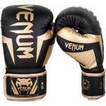 Боксови ръкавици VENUM ELITE Black gold