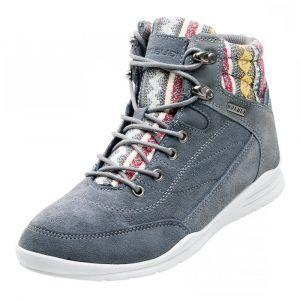 Дамски високи обувки IGUANA Amilia Mid, Сив
