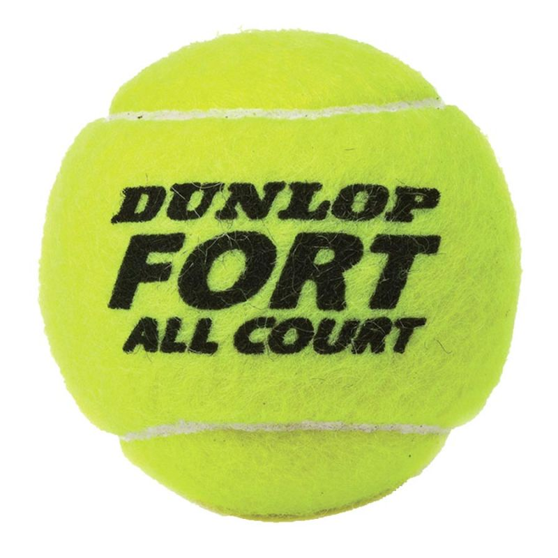 Tennis Balls Dunlop Fort All Court