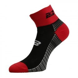 Чорапи за колоездене BIZIONI BS21, Черен