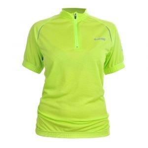 Дамска вело тениска HI-TEC Lady Finna, Зелен
