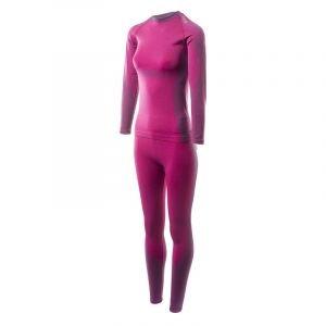 Tермо бельо-комплект за жени HI-TEC Lady Zareen Sangria