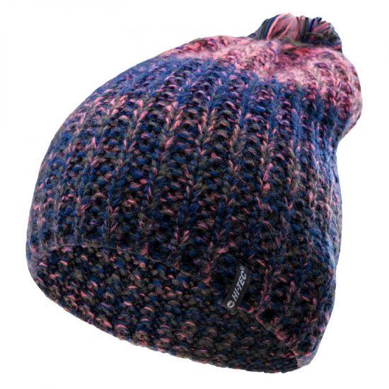 Дамска шапка HI-TEC Lady Hilma, Син/Розов