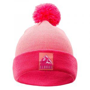 Дамска зимна шапка ELBRUS Takumi Wo s, Розов