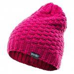 Дамска зимна шапка HI-TEC Lady Kluane, Фуксия