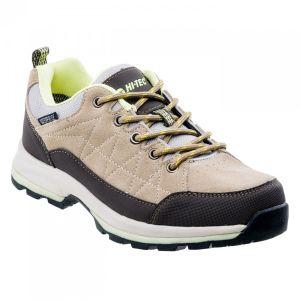 Дамски ниски обувки HI-TEC Batian Low WP, Кафяв