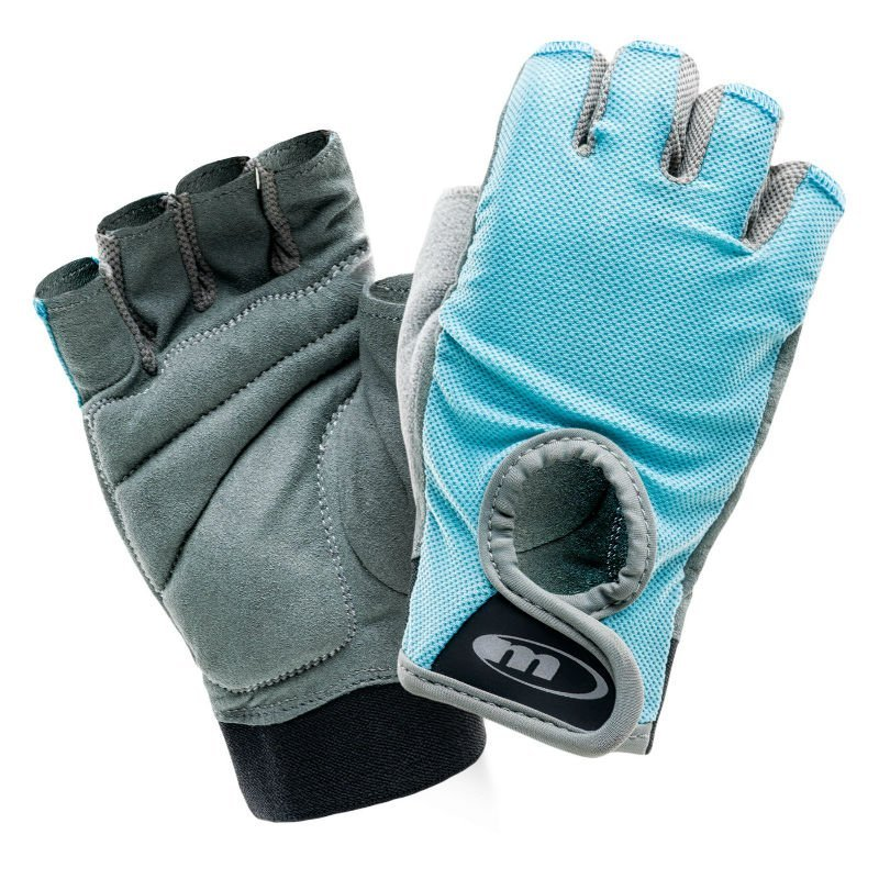 1083cdcddb Womens fitness gloves MARTES Lady Sofitnee, Blue