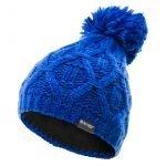 Зимна шапка за деца HI-TEC Bell Jr, Син