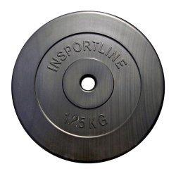 Диск с цимент inSPORTline 1.25 кг