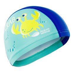 Детска плувна шапка AQUAWAVE Funny Kids