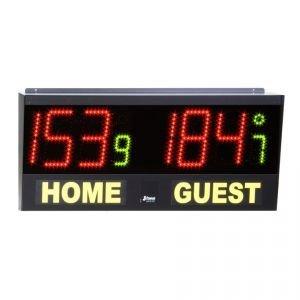 Електронно табло за волейбол и футбол FAVERO PLAY 30V