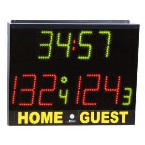 Електронно табло FAVERO PLAY30-C с конзола със светлинен дисплей