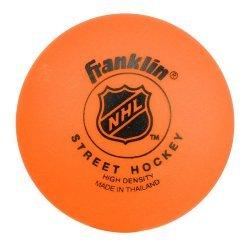 Топка за стрийт хокей FRANKLIN NHL® Orange