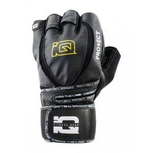 Фитнес ръкавици IQ Burny, Черен
