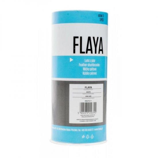 Перца за бадминтон HI-TEC Flaya, Бял