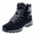 Мъжки високи обувки HI-TEC Haiku Mid WP, Черен