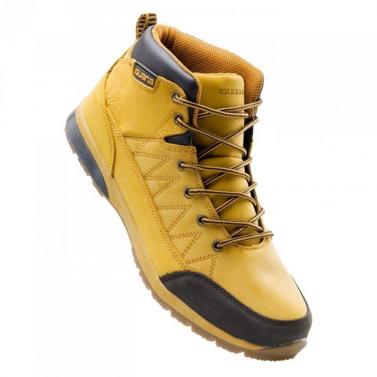 Мъжки високи обувки IGUANA Colima Mid Camel