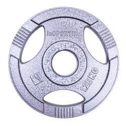 Олимпийски чугунен диск inSPORTline Hamerton 1.25 кг